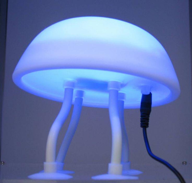 Λάμπα LED USB Μέδουσες