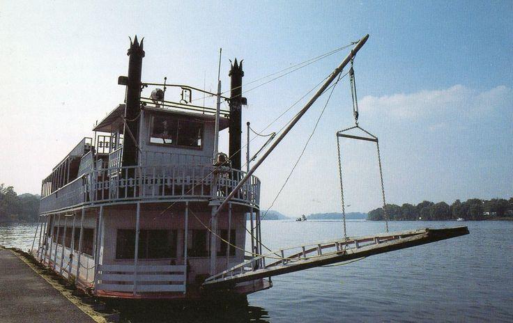 Paddle Boat: Zanesville Ohio Paddle Boat