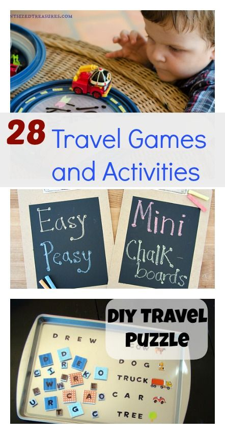 28 Travel Games and Activities - Family Food And Travel