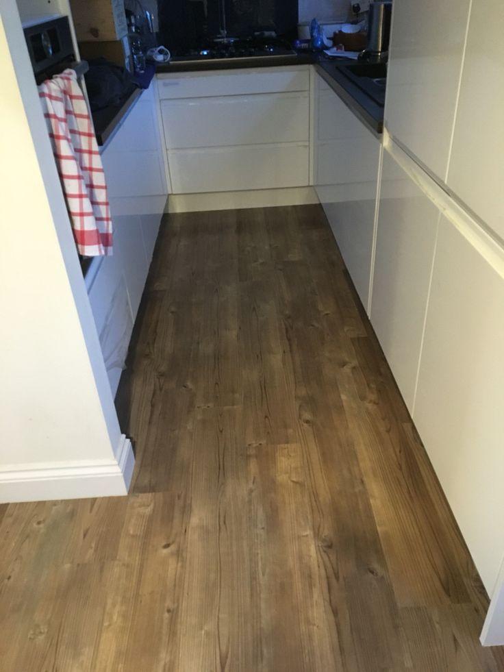 Dry Cedar By Amtico Spacia Installed By Floorcraft