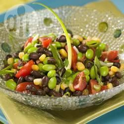 Healthy Garden Salad @ allrecipes.co.uk