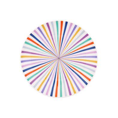 Multicoloured Geometric Side Plate | ZARA HOME United Kingdom