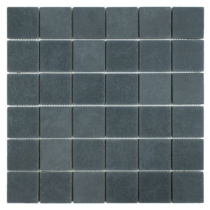 Mozaika kamienna Zen - Dunin - Pure Black 48 matt