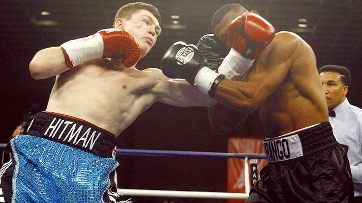 On This Day: Ricky Hatton edges Juan Urango in tougher than expected Las Vegas showdown #History #floydmayweather #allthebelts #boxing