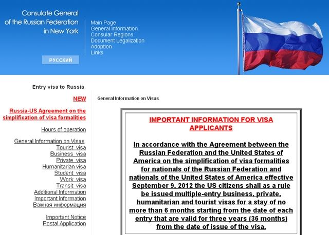 3-Year Russian Visa Application Requirements and Tips #TravelSort