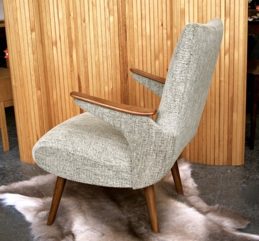 Danish 1960′s Armchair | 20th Century Scandinavia