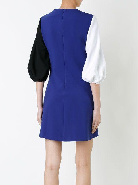 Vivetta платье дизайна колор-блок