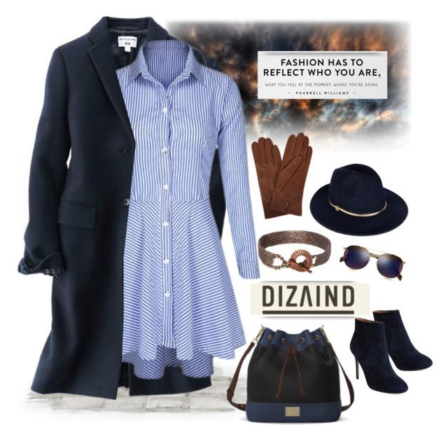 """""""Dizaind Custom Bag by www.haute-hot-trends.com"""" by www-haute-hot-trends-com on Polyvore featuring Uniqlo, Renvy, Cutler and Gross, Dents, Ted Baker, bags and dizaind"""