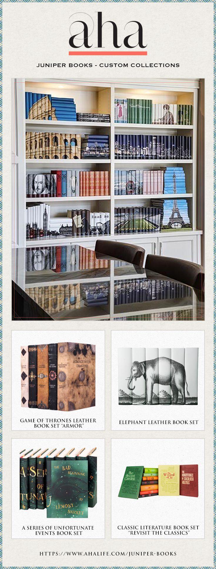 Jumper Books - custom collections  - shelfs