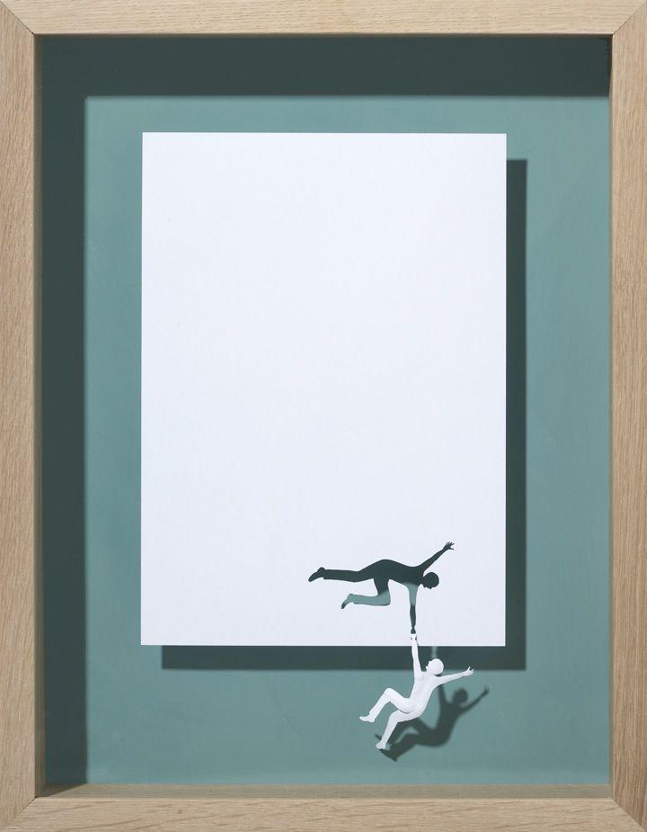 paper cuts by Peter Callesen | iGNANT.de
