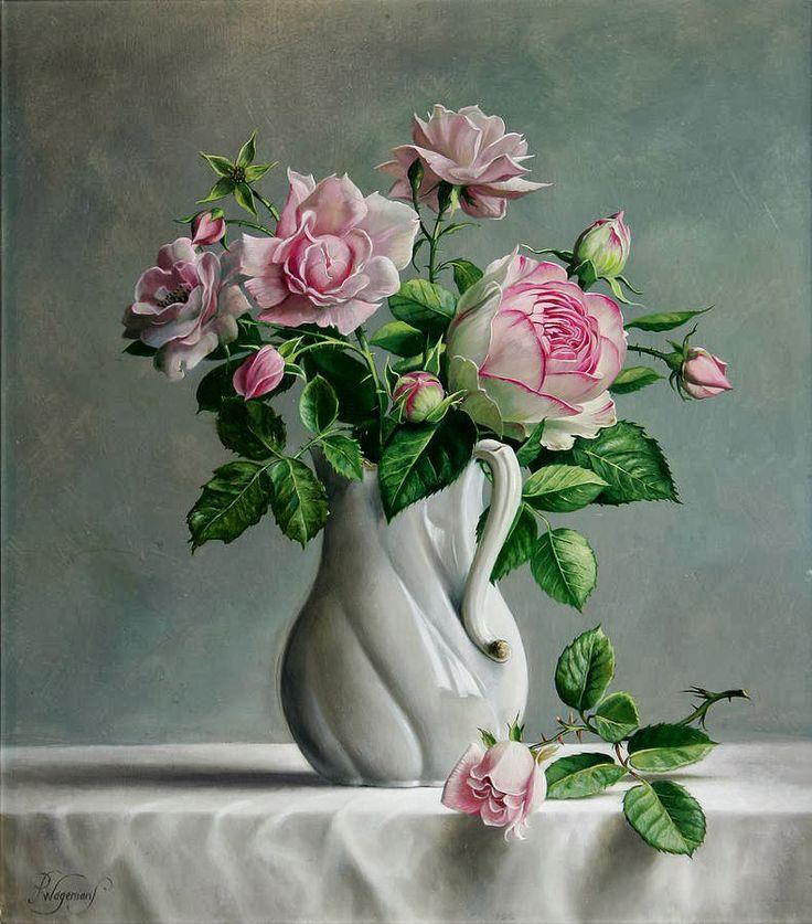 Roses, Pieter Wagemans