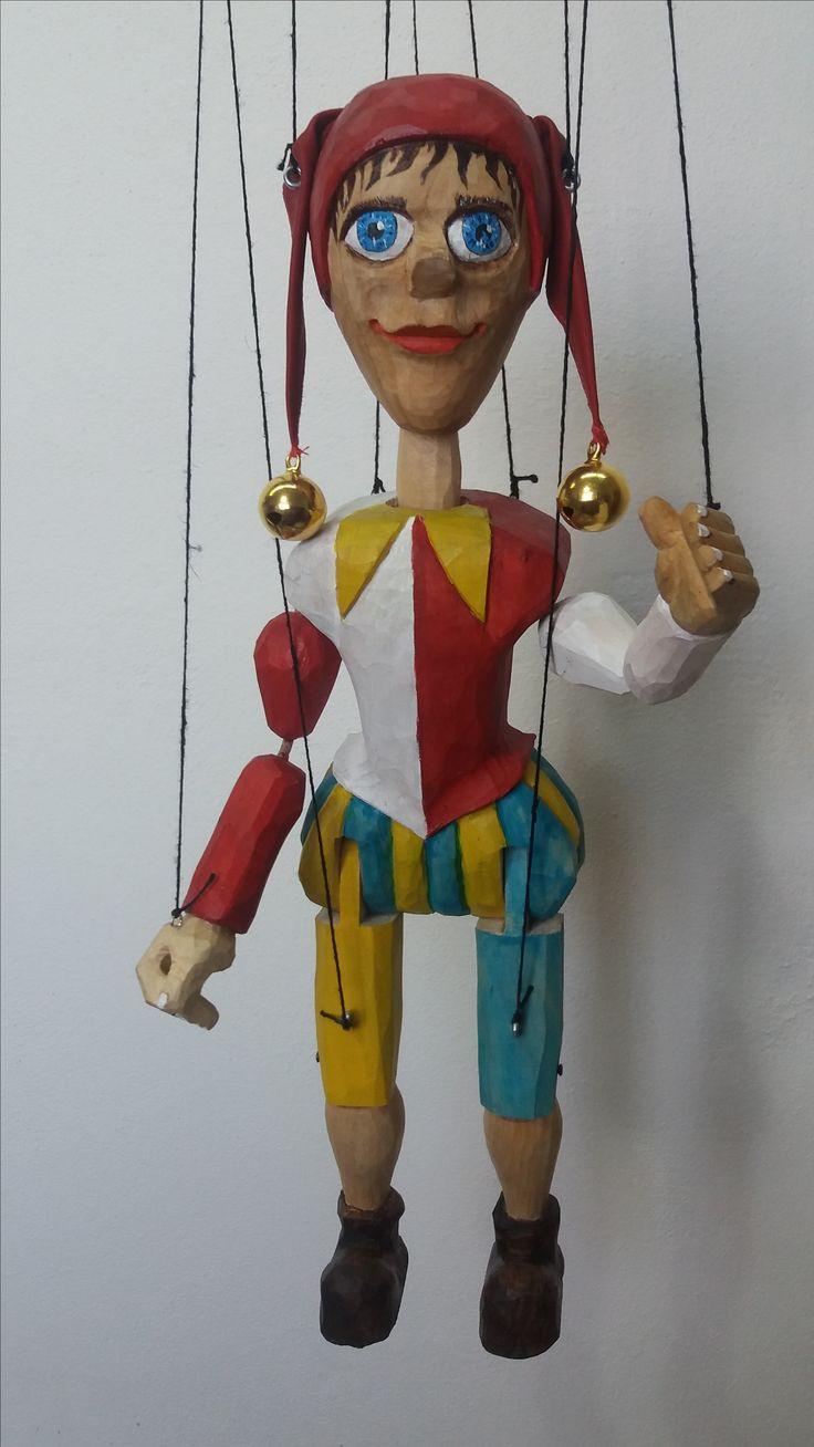 jester marionette,
