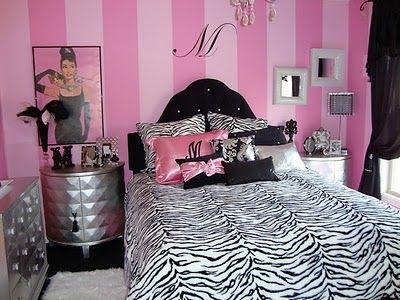 "Awesome ""big girl"" rooms"