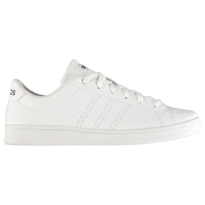 adidas Advantage Clean QT Shoes Ladies | Ladies Court Shoes