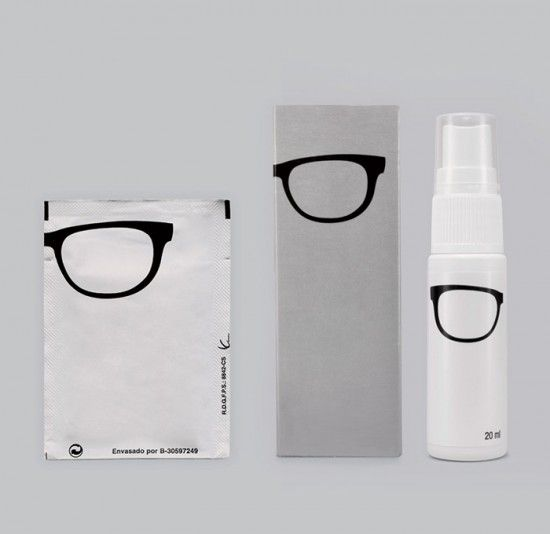 glasses cleaners.