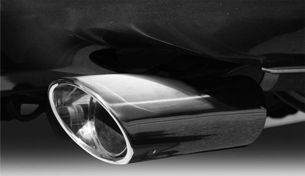 Acessórios Honda Civic - Ponteira de escapamento