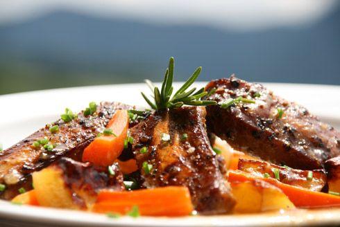 Rezepte aus Südtirol: Original #Bauernbratl