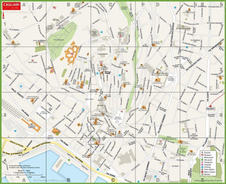 Cartagena tourist map Maps Pinterest Tourist map Cartagena