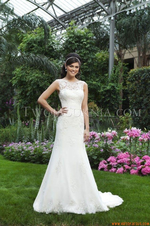 abiti da sposa Sincerity 3730 Spring 2013