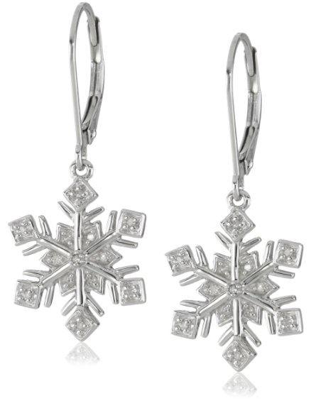 earrings for winter