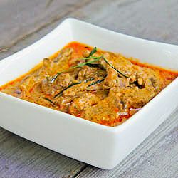 thai panang curry with beef thai panang curry ethnic recipes asian ...