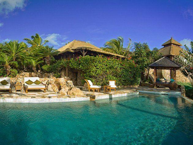 Necker Island  British Virgin IslandsRichardbranson, House Design, Beach House, Favorite Places, Richard Branson, British Virgin Islands, Private Islands, Dreams Patios, Necker Islands