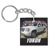 2014 Yukon Denali Keychain