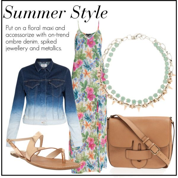 """""""Summer Style to the Max"""" by boutique1 on Polyvore"""