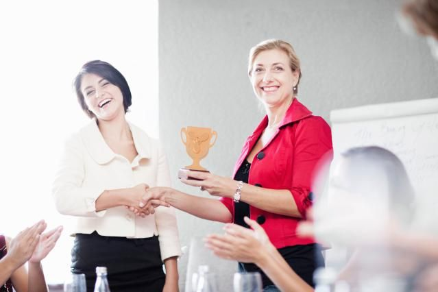 23 Christmas Party Games for the Office or Your Holiday Party: Funny Employee Awards