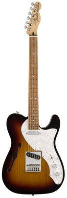 Fender Deluxe Tele Thinline PF 3CSB
