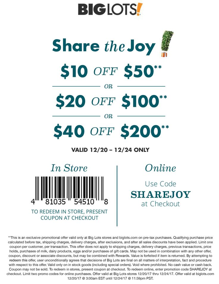 185 best couponing 101 images on pinterest pinned december 21st 10 off 50 more at biglots or online via promo fandeluxe Gallery