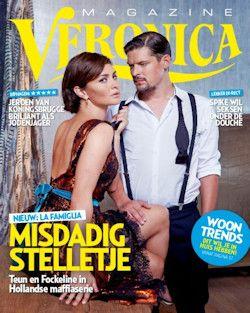 Proefabonnement: 40x Veronica Magazine € 25,-: Veronica Magazine heeft…