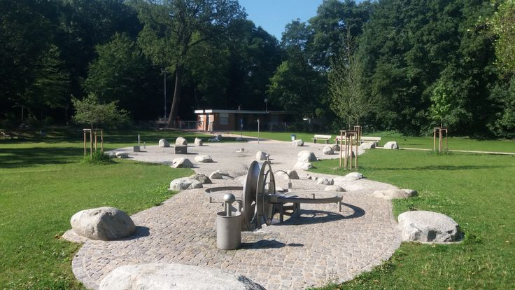 Wasserspielplatz Aschaffenburg