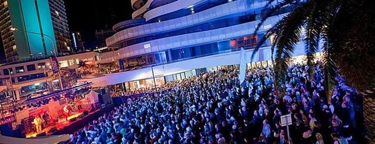 Blues on Broadbeach - annual FREE music festival Gold Coast
