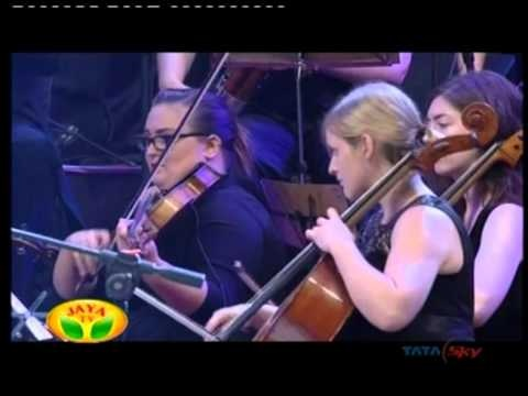 A tribute to #Ilayaraja by London #Symphony Orchestra