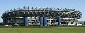 Murrayfield Scotland Rugby