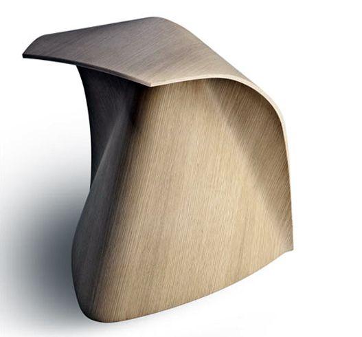 El taburete con alma de Shin Azumi para Lapalma   diseño de interiores en casa