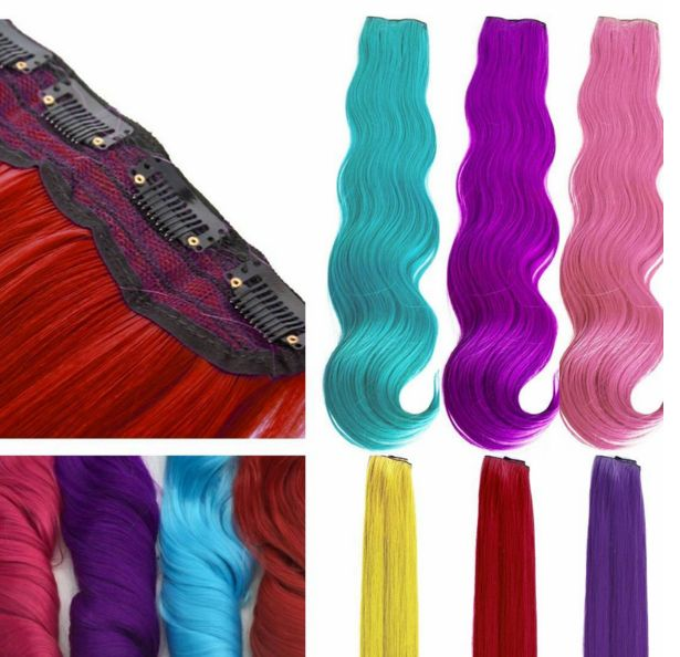 Colorful Flare clip in hair extensions and more by Celebrity Strands. 70% OFF TODAY ONLY on @hautelook https://www.hautelook.com/events/156965 #hair #hairextensions #clipinhairextensions #hairaccessories #shopping #beautyproducts