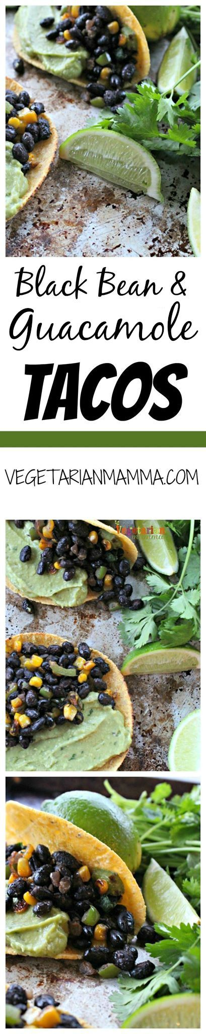 Best 25 recipe creator ideas on pinterest green been image black bean and guacamole tacos forumfinder Gallery