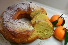 Torta ricotta e mandarini -DOLCI