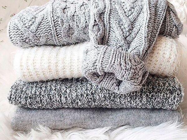 S.O.S.: Cómo estirar un jersey de lana que se ha encogido en la lavadora