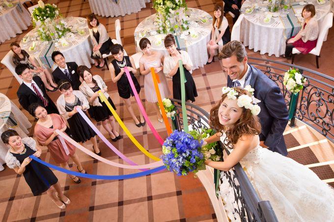 思い出の結婚式の写真。ブーケプルズのウェディング・ブライダルフォト一覧♡