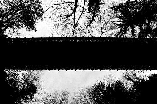 Natural film in the sky (the godbridge - Epirus)