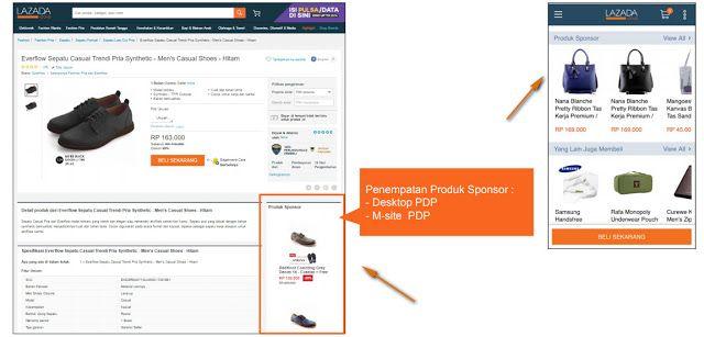 Cara Meningkatkan Penjualan Lazada Menggunakan Fitur Baru Sponsored Products Cemiti Produk Penjualan Langsung Periklanan