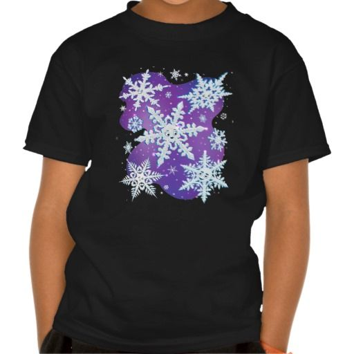 The Lonely Snowflake Shirt ~ Read more about The Lonely Snowflake http://www.frogburps.com/snowflake_sq #childrensbooks #frogburps #thelonelysnowflake #tshirt #childrensillustration
