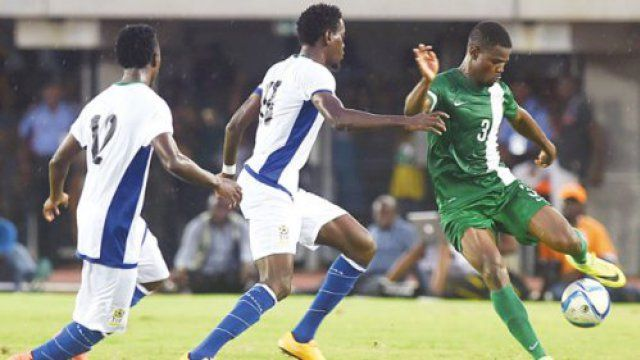 Football News: Recuperating Echiejile sure Super Eagles will beat Algeria Argentina