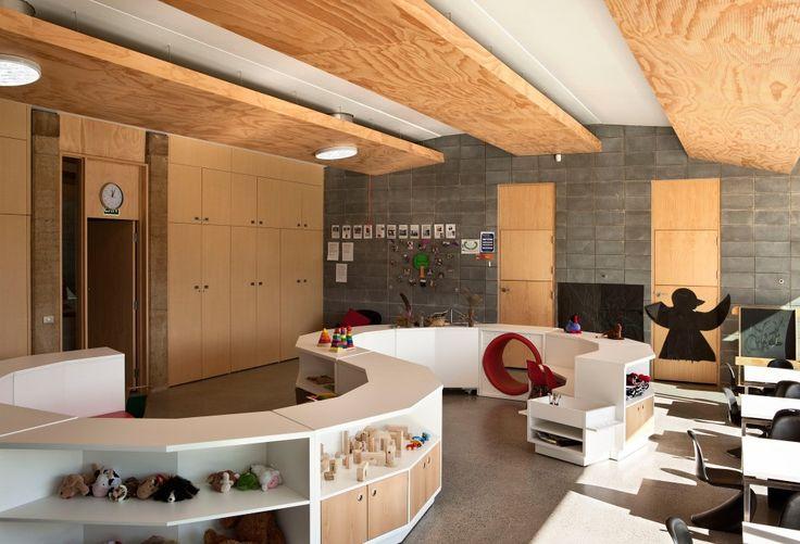 Te Mirumiru / Collingridge & Smith Architects, Kindergarten Classroom