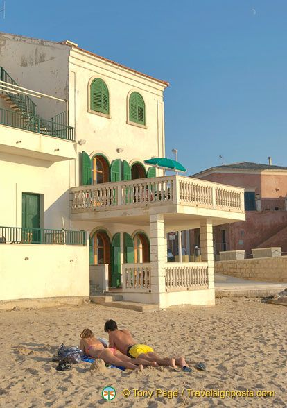 Montalbano's Beach House, Montalbano Marinella