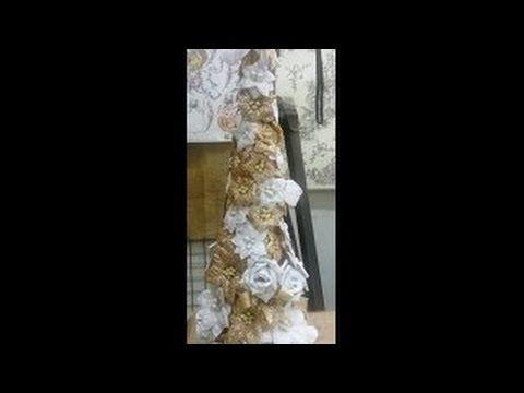 Vari tipi di fiori fommy usando degli stampi - YouTube