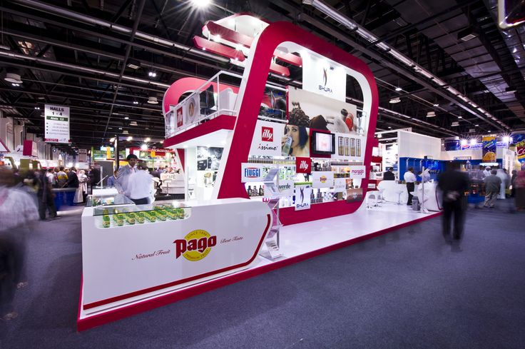 Sungard Exhibition Stand Stands For : Exhibitionstand for al shura gulfood a double